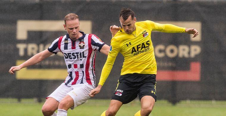 Transfer naar Go Ahead na 'teleurstellend jaar' bij Willem II: Extra tof