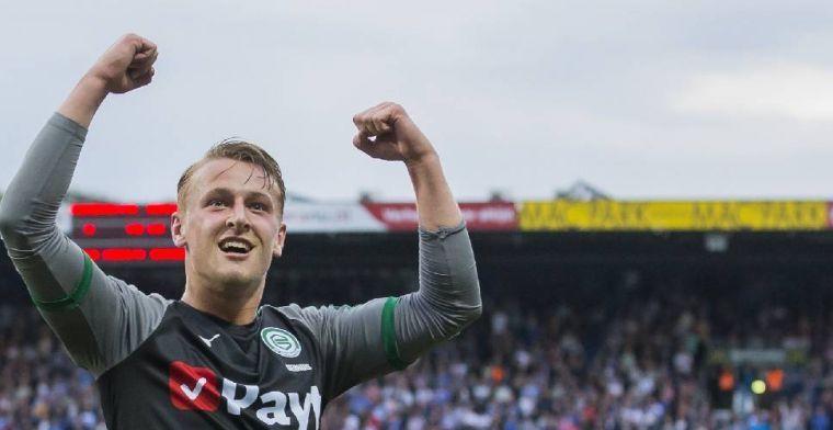 Ajax bedingt terugkoopclausule: 'Als ik het bij Groningen heel goed doe kan dat'