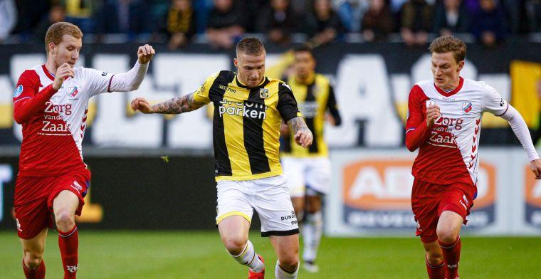 Vitesse kondigt vertrek van Büttner aan, zaakwaarnemer 'enigszins verrast'