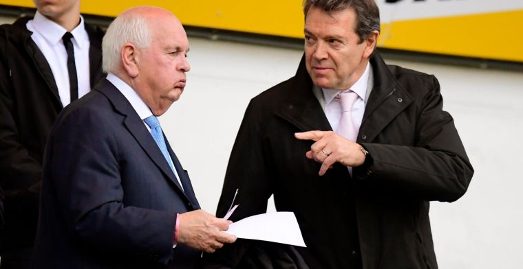 """De Witte en Thorup hebben transfers op het oog: """"Dat hebben we besproken"""""""