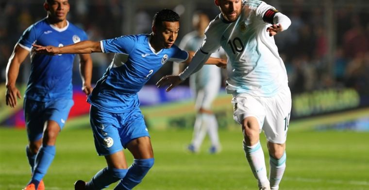 'Drietal bestelt escorts na 4-0 nederlaag op Gold Cup en kan koffers pakken'