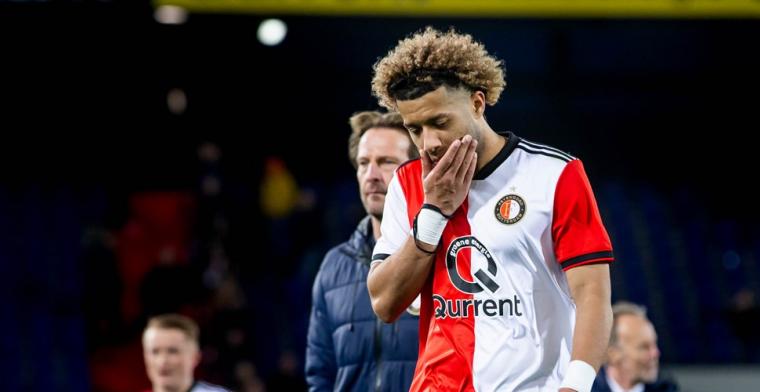'Troost komt afspraken Vilhena niet na: transfervrij vertrek bij Feyenoord dreigt'
