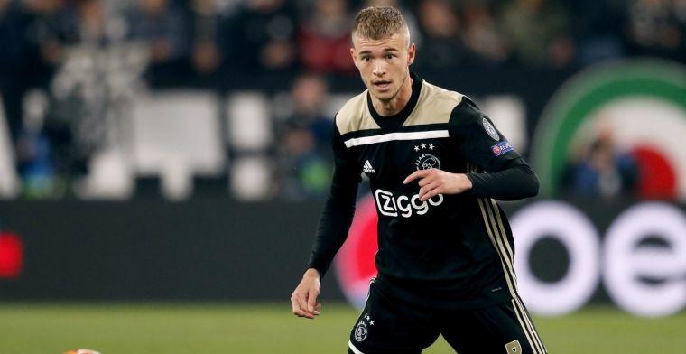 'Na vier jaar bij Ajax is het voor mij tijd om een nieuw avontuur aan te gaan'