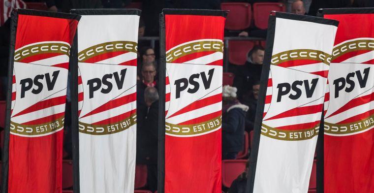 'PSV mikt op 'ervaren speler' als Angelino-opvolger; Palacios kiest voor Spanje'