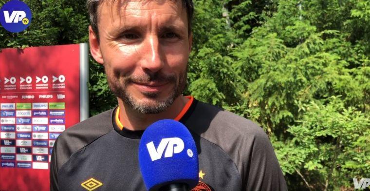 Van Bommel: 'Als Ajax komt en ze betalen de juiste prijs, zal Bergwijn vertrekken'
