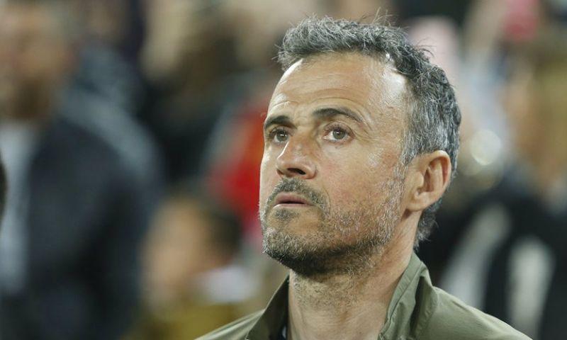 Afbeelding: Spaanse voetbalbond belegt persconferentie: Luis Enrique per direct opgestapt