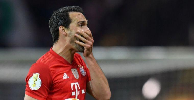 Update: Bayern München meldt akkoord: verloren zoon Hummels naar Dortmund