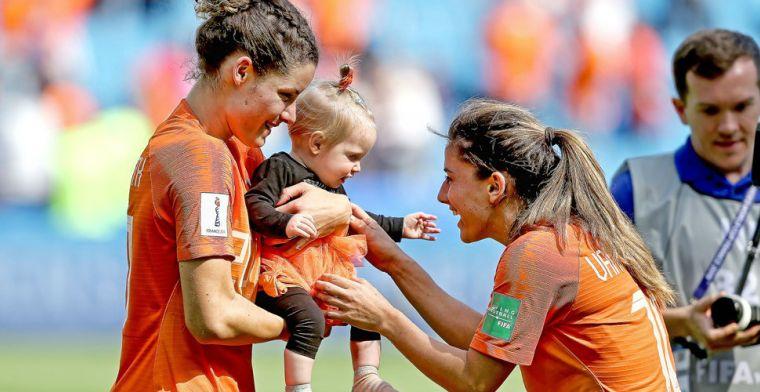 Van de Donk is klaar met kritiek op Oranje: 'Wel wat hard, dat mag iets minder'