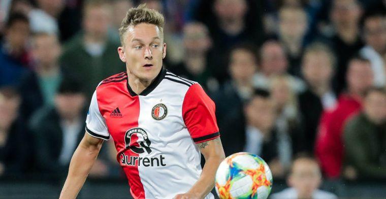 Geen vertrek bij Feyenoord: Ik hoop komend seizoen van grote waarde te zijn