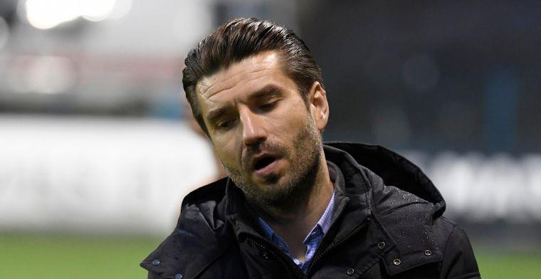 OFFICIEEL: Charleroi ziet kandidaat-trainer naar Ligue 1 vertrekken