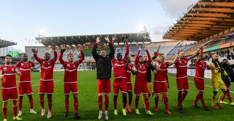 'Antwerp ziet winteraankoop al vertrekken, AEK Athene shopt opnieuw in België'