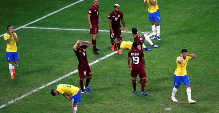 VAR frustreert Brazilië en keurt drie doelpunten af, Peru wint van Bolivia