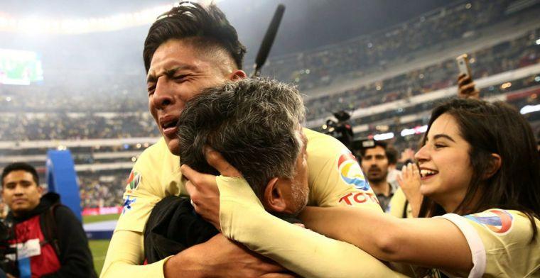 Herrera geeft boost aan Ajax en PSV: Mexicaans doelwit lijkt te transfereren