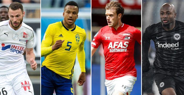 Jetro, toeslaan bij AZ of transfervrije Zweed: 7 mogelijke opvolgers voor Angelino