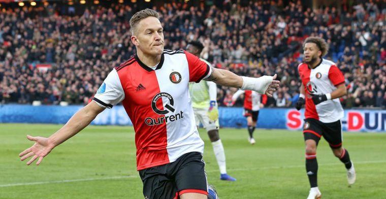 Feyenoord slaat volgende slag: beloning voor 'echte Feyenoorder' Toornstra