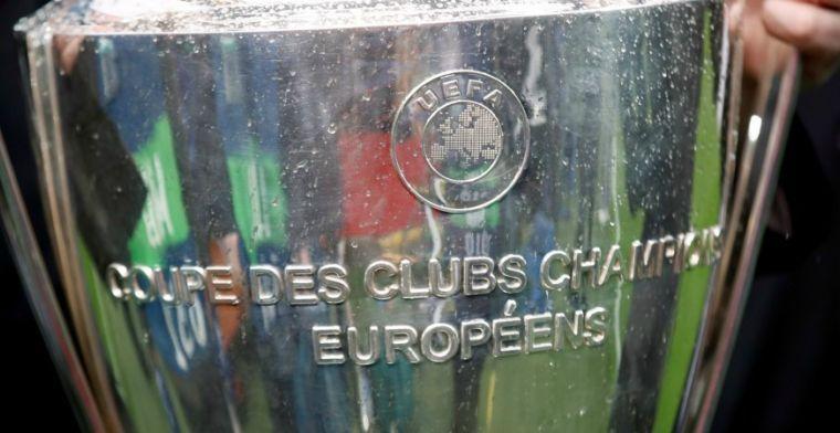 LIVE: Loting tweede voorronde Champions League - mét PSV (gesloten)