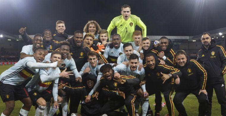 Anderlecht en Genk maken faam nogmaals waar: meeste spelers op EK U21