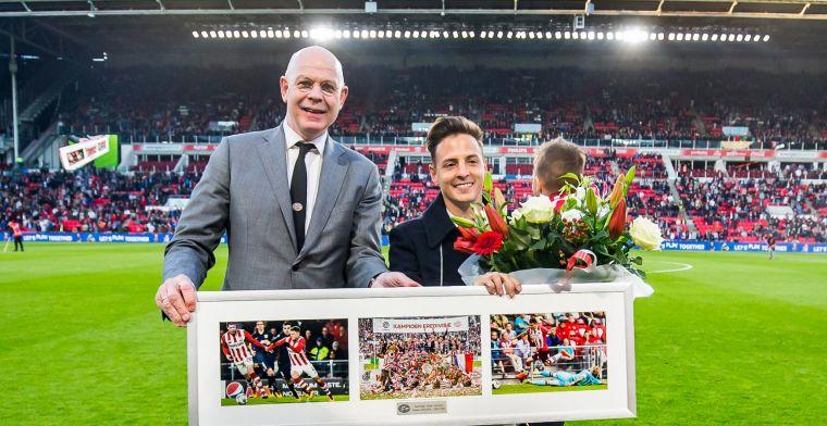'Toen ik begon, had Ajax om en nabij honderd miljoen op de bank, wij min vijftig'