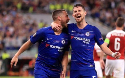 Afbeelding: Hazard verlaat WhatsApp-groep van Chelsea: