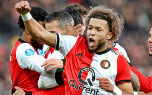 Afbeelding: 'Feyenoord onderhandelt in Nederland toch weer over transfer Vilhena'