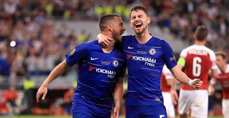 Hazard verlaat WhatsApp-groep van Chelsea: Nu is hij écht weg, dacht ik
