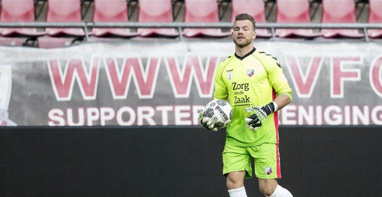Transfervrije Marsman naar Feyenoord: doelman tekent contract voor twee jaar