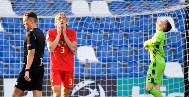 Kompany geeft rust, Bornauw en co na het EK later terug verwacht op Anderlecht
