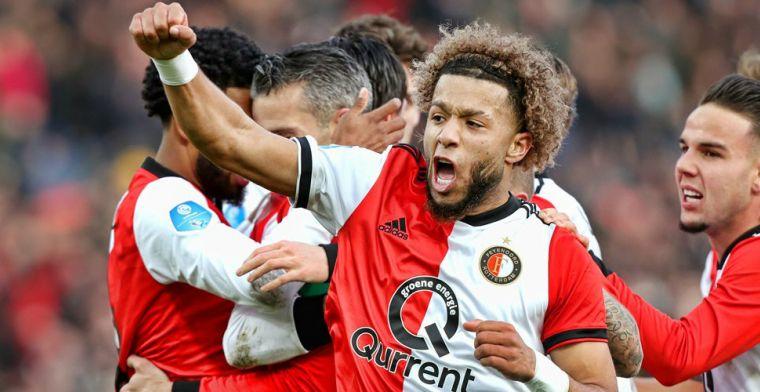 'Feyenoord onderhandelt in Nederland toch weer over transfer Vilhena'