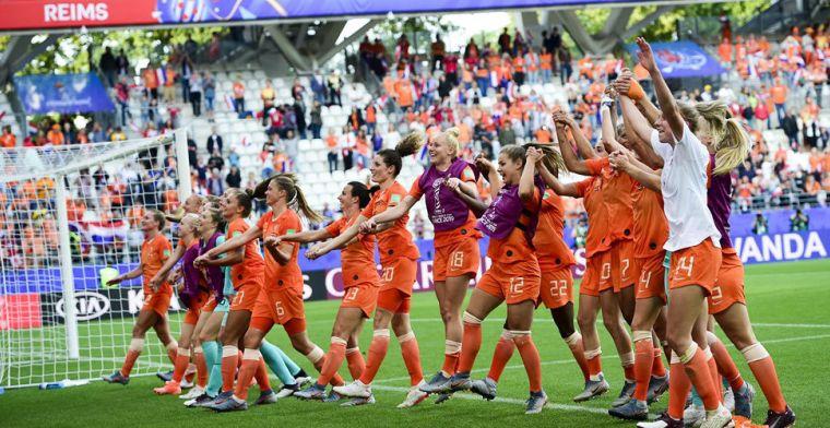 Oranje wint opnieuw dankzij gouden wissels en gaat als groepswinnaar door