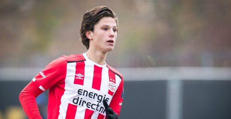 PSV legt talentvolle verdediger vast: 'Een belangrijke en vooral mooie dag'
