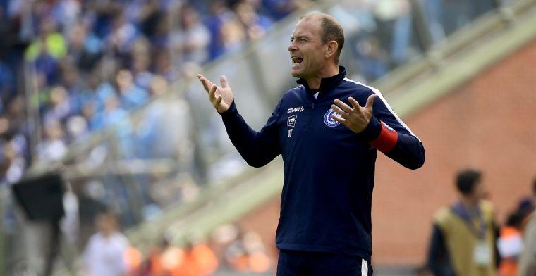 'KAA Gent geeft zestal spelers ultimatum: vertrekken of naar de B-kern'