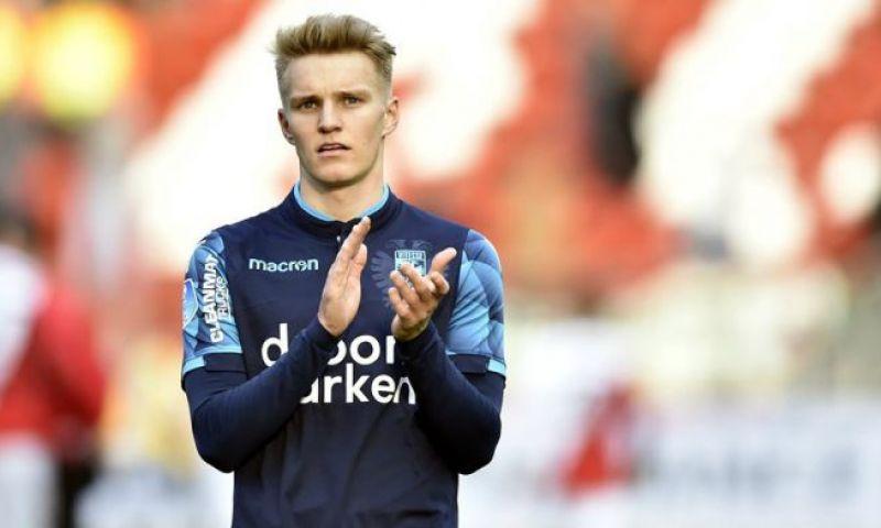 Afbeelding: 'Real Madrid beslist en laat Odegaard liever naar Leverkusen dan Ajax trekken'