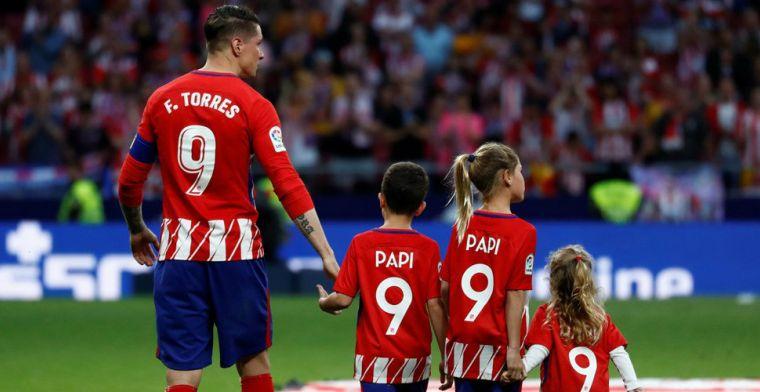 Torres (35) vindt het mooi geweest en zet na 18 jaar punt achter zijn loopbaan