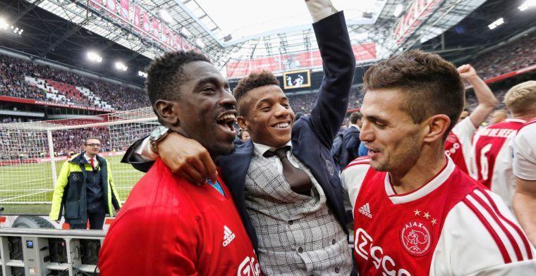 'Varela nog een jaar naar Amsterdam: Ajax bereikt geen akkoord met Benfica'
