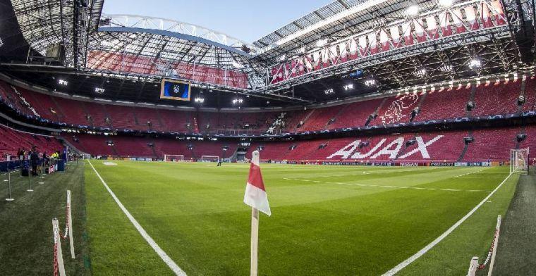 'Oefenduel tussen Ajax en Anderlecht na afgelasting verplaatst naar Amsterdam'
