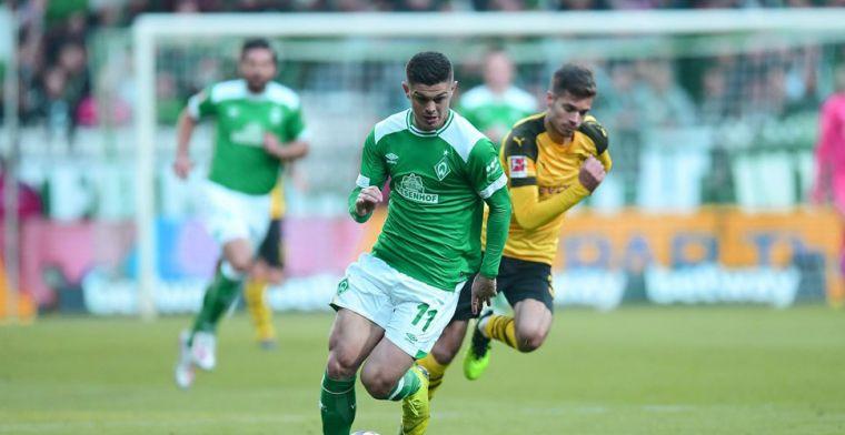 'Tegenvaller voor Vitesse: Werder Bremen slaat bod van 18 miljoen op Rashica af'