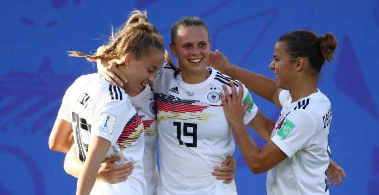 Noorwegen neemt strafschoppen beter en wint intens voetbalgevecht van Australië
