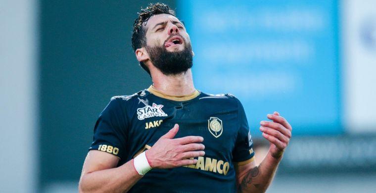 OFFICIEEL: Antwerp neemt al vroeg afscheid van Simao, AEK Athene shopt in België