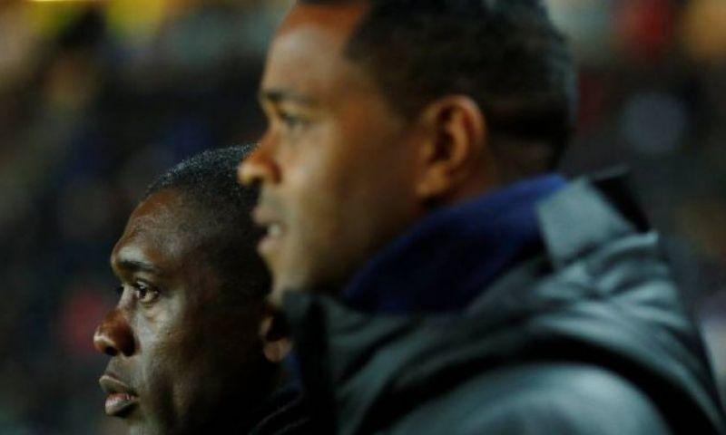 Afbeelding: Reactie Seedorf op rel bij Kameroen: 'Gebeurt bij alle ploegen in de wereld'