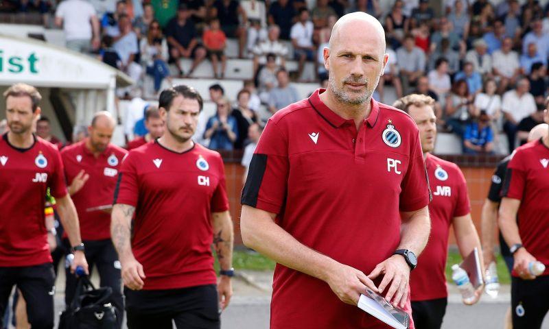 Afbeelding: Clement wint eerste match als hoofdcoach van Club Brugge met ruime cijfers