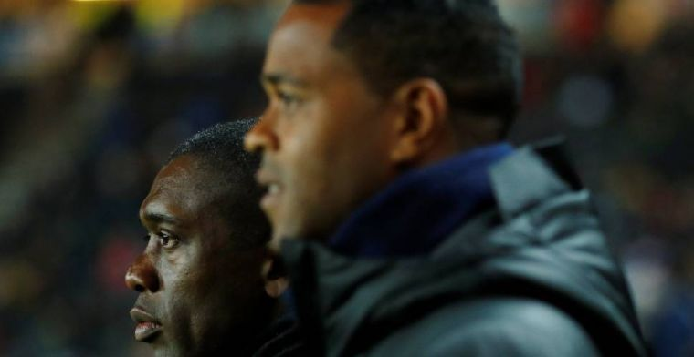Reactie Seedorf op rel bij Kameroen: 'Gebeurt bij alle ploegen in de wereld'