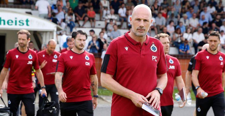 Clement wint eerste match als hoofdcoach van Club Brugge met ruime cijfers