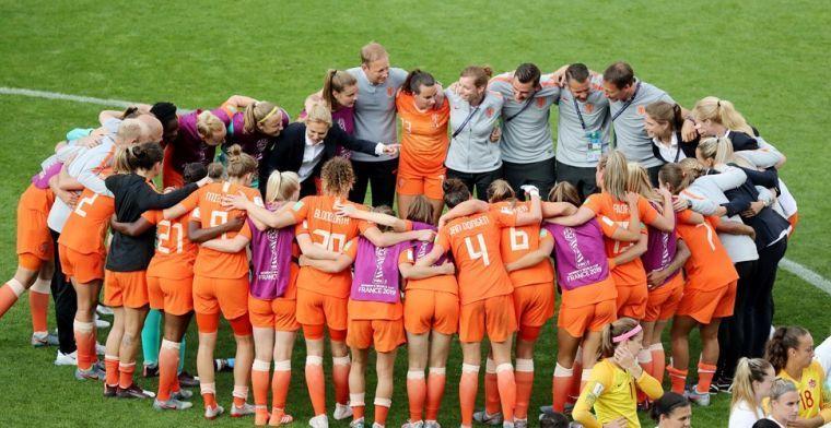 Leeuwinnen zien kansen: 'Speelsters die wereldklasse waren zijn gestopt'