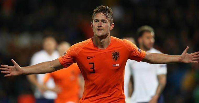 Situatie De Ligt vergeleken met De Jong: 'Rond met PSG, maar koos Barça'