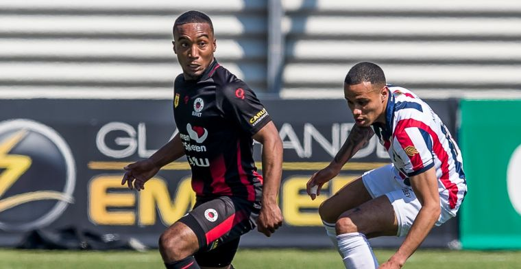 Transfervrije Burnet vindt nieuwe club in Eredivisie: 'Heb er alle vertrouwen in'