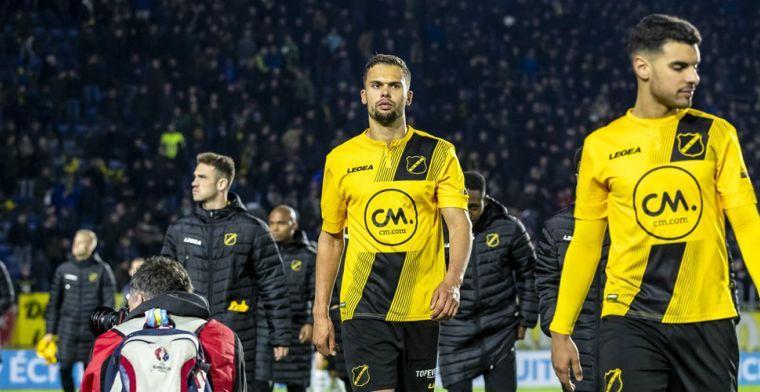 Done deal: Te Vrede (27) kiest voor de centen na degradatie met NAC Breda