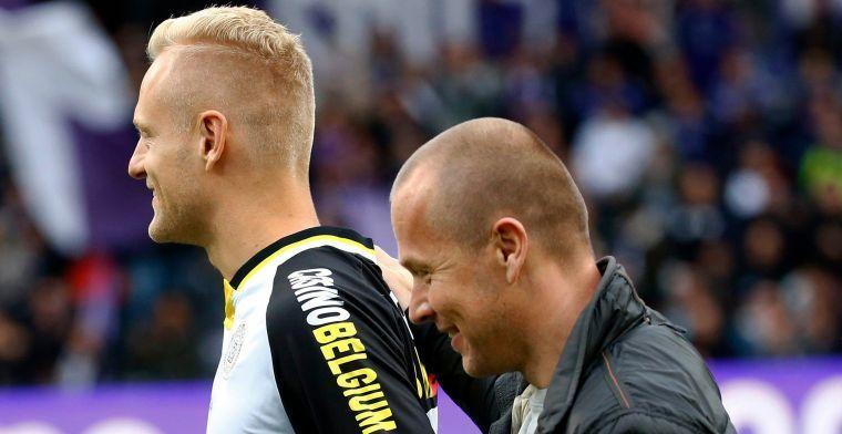 Kompany vindt Zetterberg terug bij Anderlecht: Ja, ik ben heel blij!