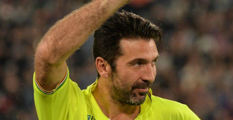 Buffon (41) kan rijke carrière vervolgen in het Championship