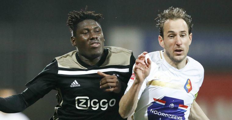 Telstar-captain verbindt zich parttime aan Ajax en tekent contract op De Toekomst