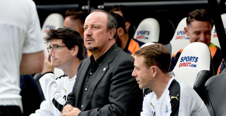 'Exit Benitez op St. James' Park: Spaanse manager slaat miljoenenaanbieding af'